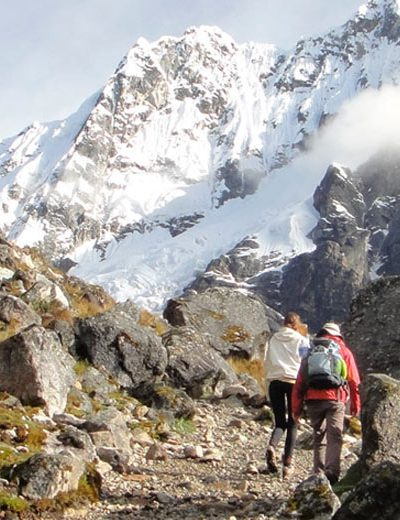 Inca Trail Salkantay – Machupicchu 5 Days / 4 Nights