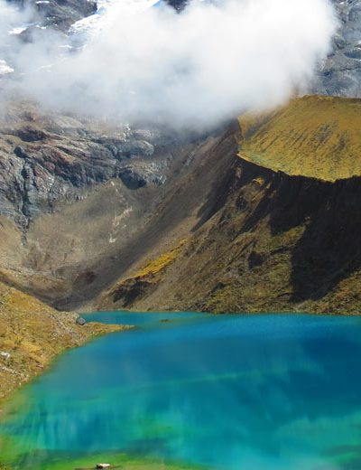 Humantay and Salkantay Trek Lagoon – Full Day